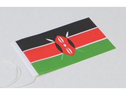 Flag: Kenya