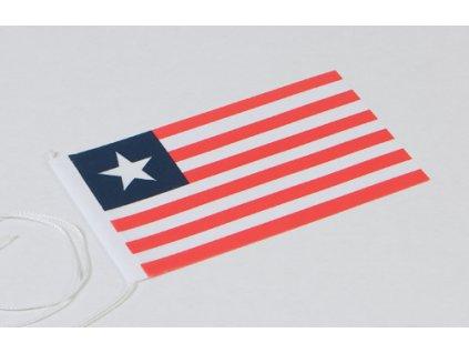 Flag: Liberia