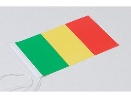 Flag: Mali