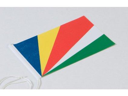 Flag: Seychelles