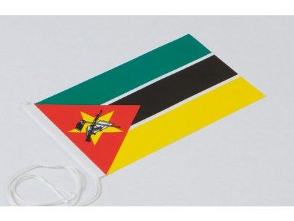 Flag: Mozambique