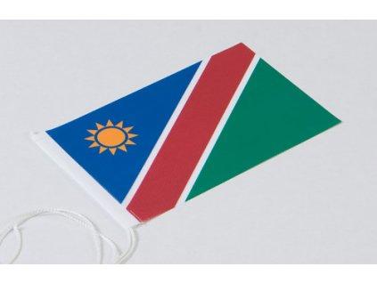Flag: Nambia