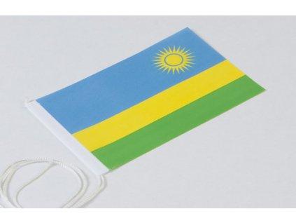 Flag: Rwanda