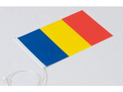 Flag: Chad
