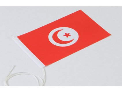 Flag: Tunisia