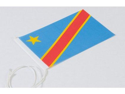 Flag: Democratic Republic Of Congo