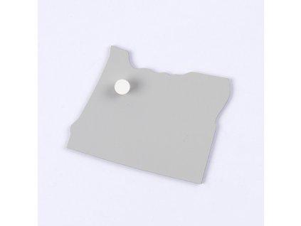 Puzzle Piece Of USA: Oregon
