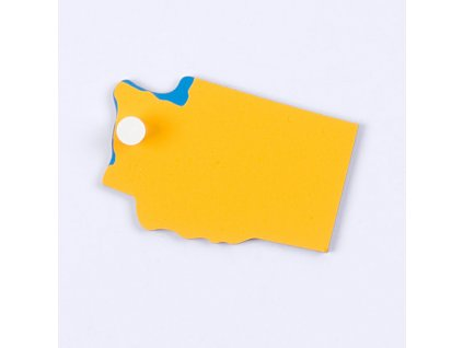 Puzzle Piece Of USA: Washington