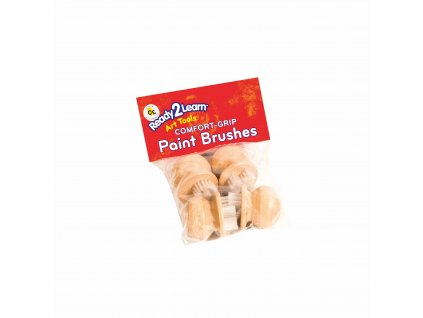 READY2LEARN Štětce na barvu s komfortním úchytem (4)