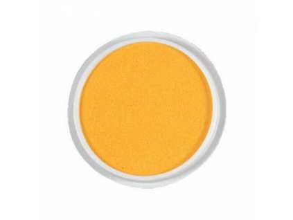 READY2LEARN™ Kulatá podložka omyvatelná žlutá