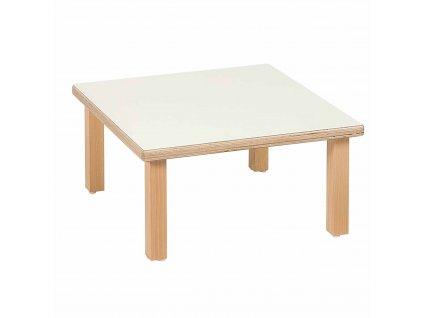 Stůl pro nejmenší (51 x 51 x 26 cm)