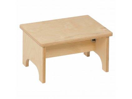 Malá stolička (30,5 x 20,5 x 16,5 cm)