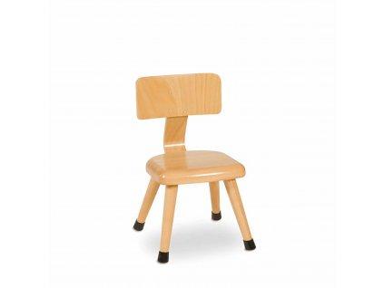 Židle - U3 bílá (20 cm)