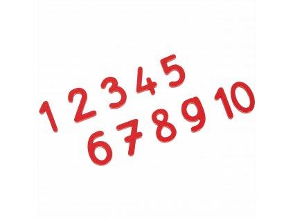 Čísla k Sudá a lichá, mezinárodní varianta