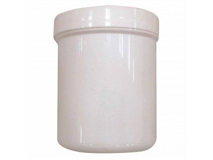 Kelímek na barvu / lepidlo, s víčkem, bílý, 70 ml