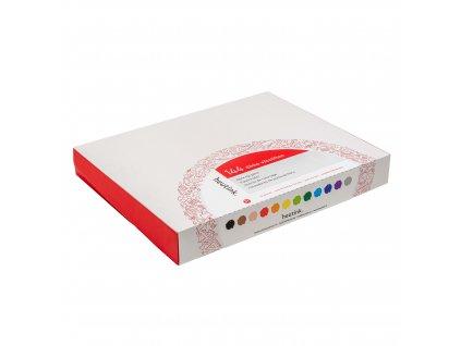 Felttip pen Goldline (classpack 120 pcs)