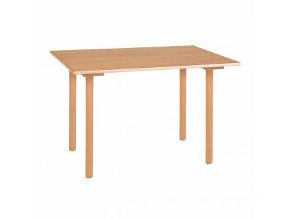 Stůl - C3 žlutý (70x50x59 cm)