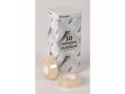 Tape Heutink transparent 33 mm x 10 m