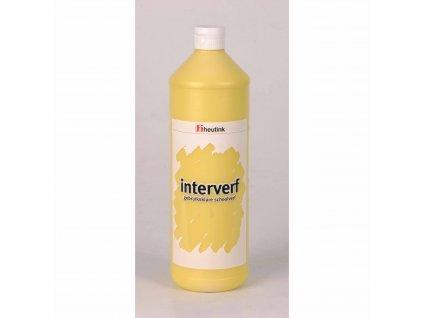 Barva Interpaint - žlutá, 1l