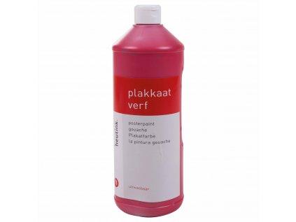 Barva Interpaint - červená, 1l