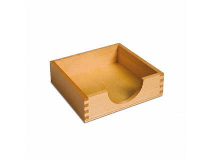 Krabička na papíry 14x14 cm