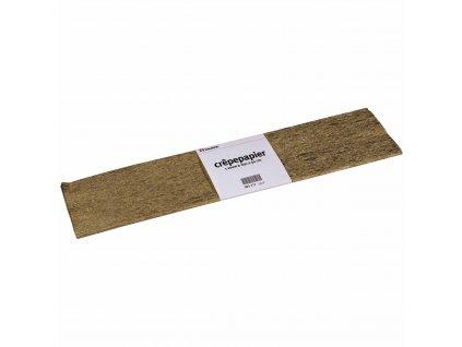 Krepový papír Floriade - zlatý