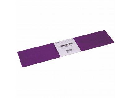Krepový papír Floriade, nachový
