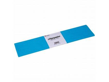 Krepový papír Floriade, světle modrý