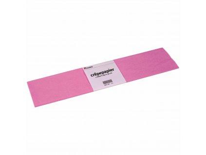 Krepový papír Floriade, růžový