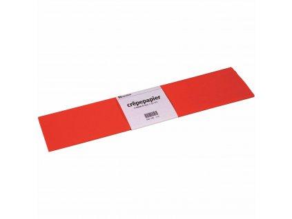 Krepový papír Floriade, červený