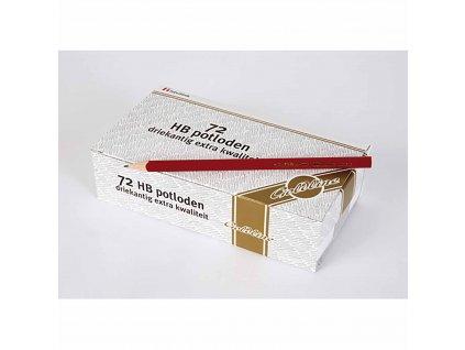 Tužky Goldline trojhranné (box 72 ks)