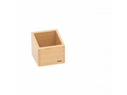Krabička na Hmatové číslice - výřezy