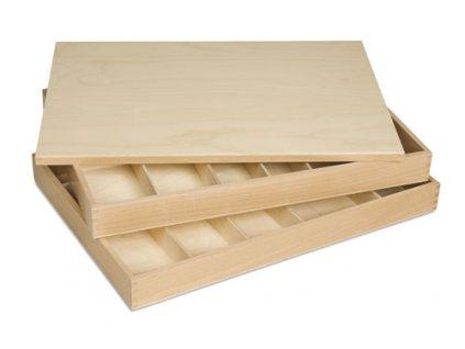 Box na Dřevěnou pohyblivou abecedu