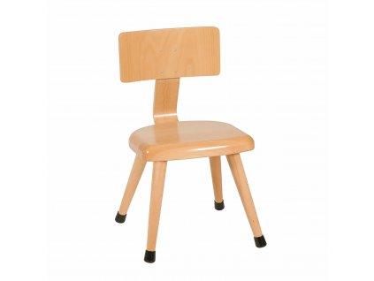 Židle - B2 fialová (31 cm)