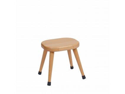 Stolička - B2 fialová (31 cm)