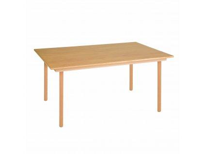 Stůl pro skupinu - C3 žlutý (120x80x59 cm)