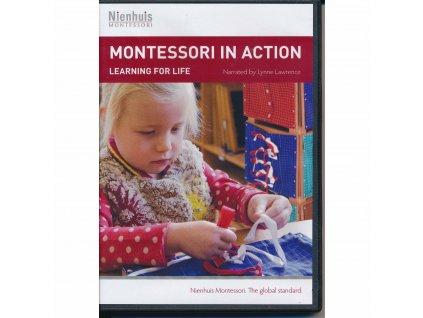 Montessori v akci – DVD