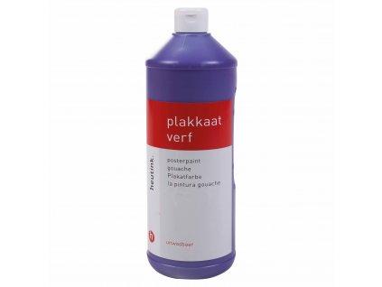 Barva Interpaint - fialová, 1l