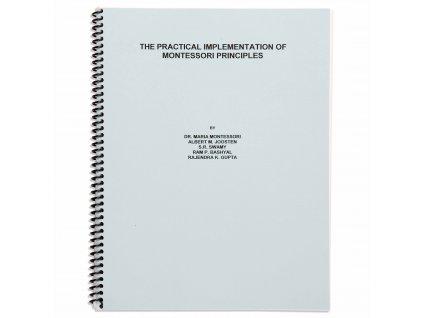 BOOK PRACTICAL IMPLEMENTATION OF MONTESSORI PRINCIPLES
