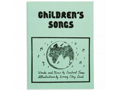 BOOK: CHILDREN'S SONGS