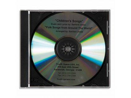 CD: CHILDREN'S SONGS