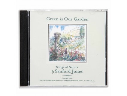 CD: GREEN IS OUR GRADEN, SONGS OF NATURE