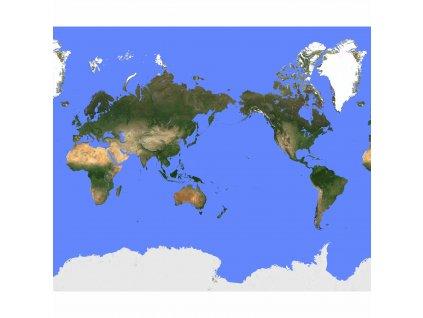 Velká mapa světa