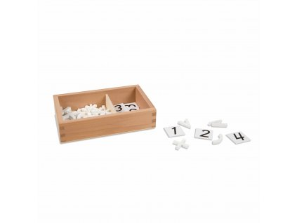 Krabička s aritmetickými znaménky
