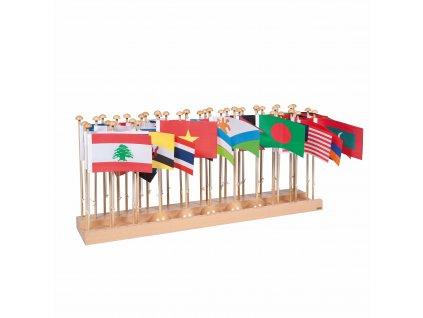 Vlaječky Asie