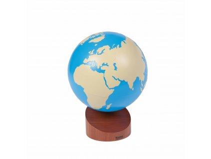 Globus 2 – Kontinenty