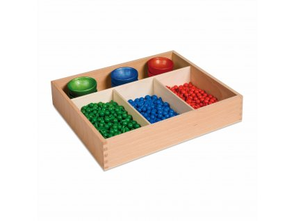 Kolíčky pro Kolíčkovou tabulku k odmocňování