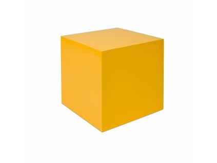 Žlutá krychle