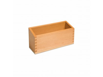 COMMAND BOX, NATURAL FINISH