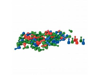 Velké dělení - malé figurky (100 ks)